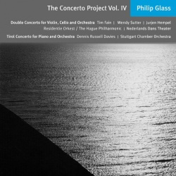 Philip Glass Double Concerto for Violin and Cello